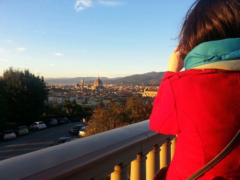Una arquitecta en Florencia II